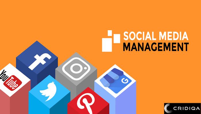 social media management cridiqa